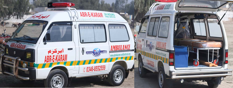 Ambulance and Patient Transfer Services